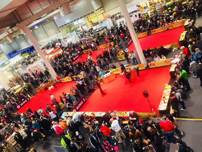 Heimtiermesse Hannover